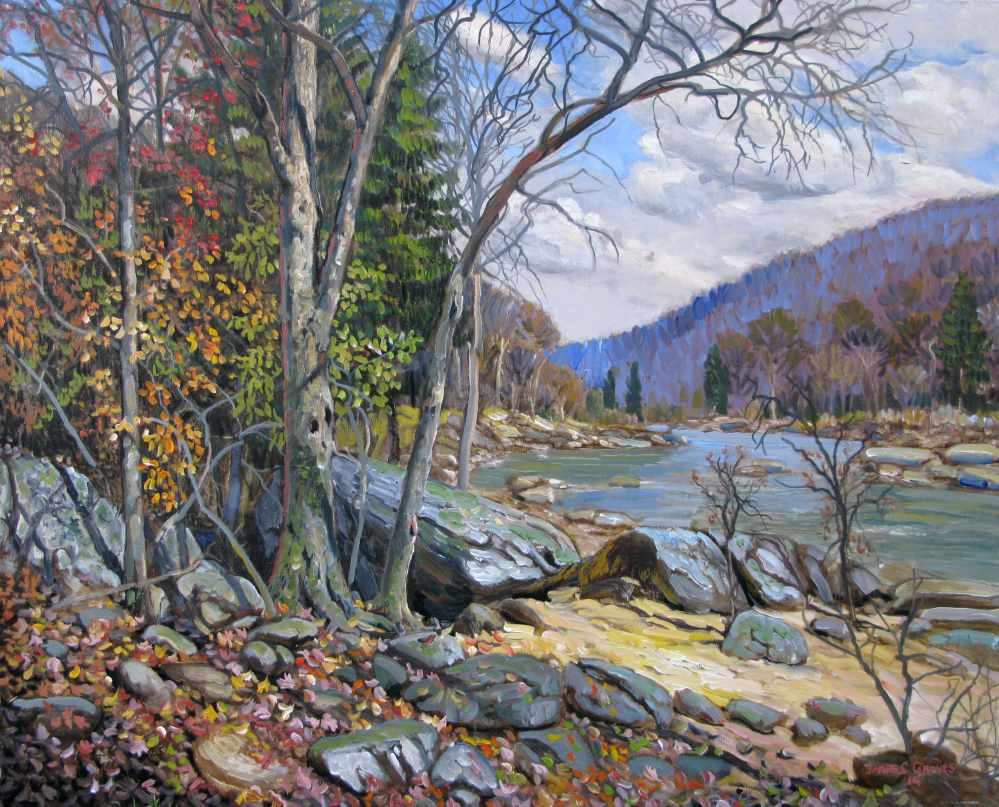 Amber varnish copal varnish painting mediums civil war art for Artworks landscape ltd